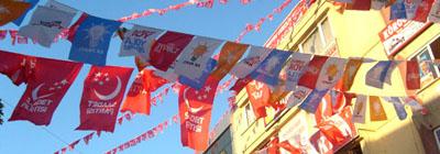 Parti Bayrağı