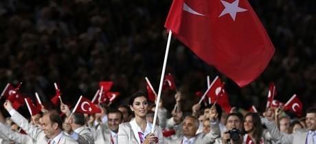 Tören Bayrağı Sancak Bayrağı