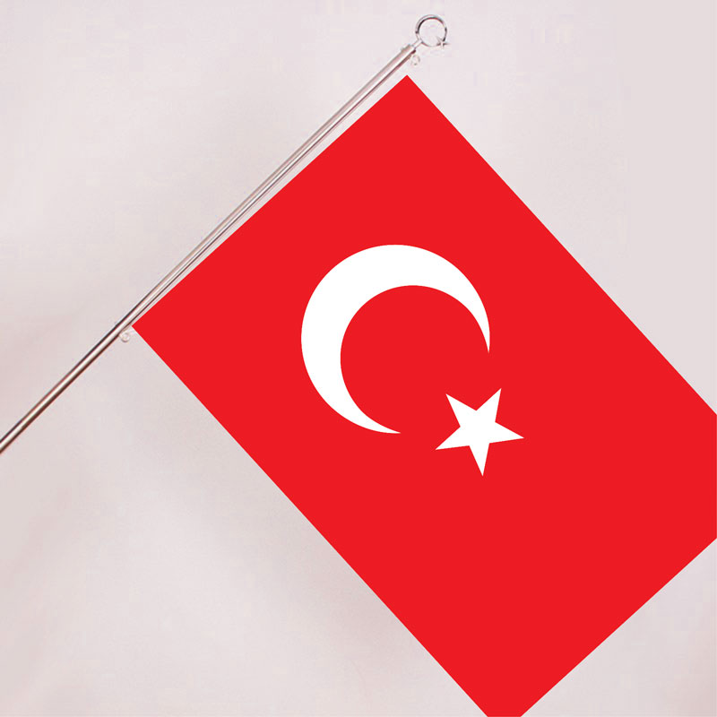 duvar tipi bayrak direği