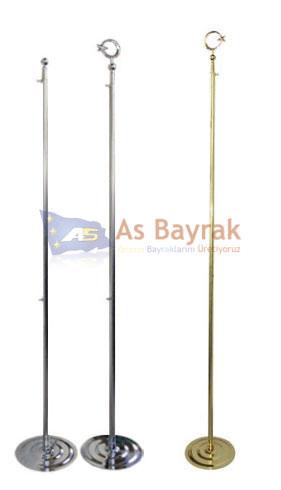 salon bayrak direği
