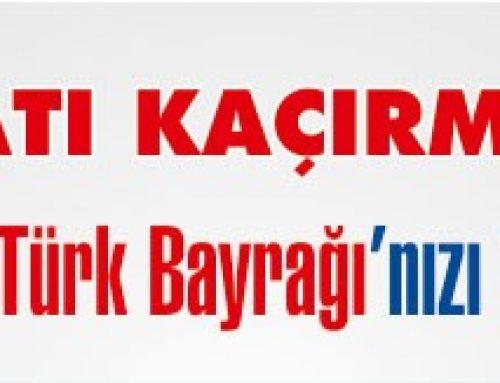 Türk Bayrağı Fiyatları